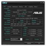 Скачать Asus CPU-Z