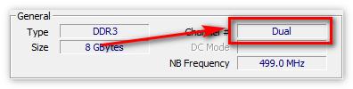 Число каналов памяти в ЦПУ-З