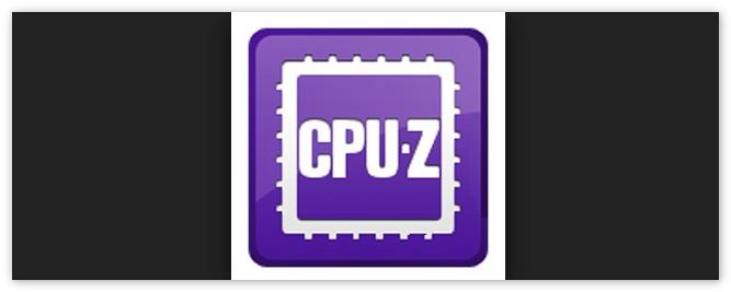Программа CPU-Z