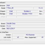 Скачать CPU-Z для Windows 8